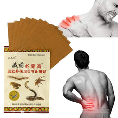 16pcs Knee Joint Pain Relieving Patch