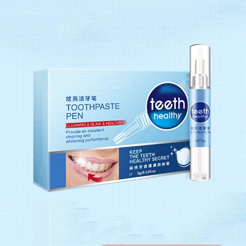Effective Teeth Whitening Pen Teeth Gel Bleaching Stain Eraser