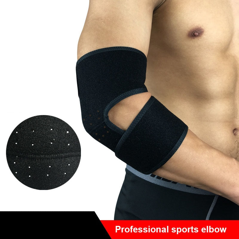 Elastic Elbow Protection Sleeve