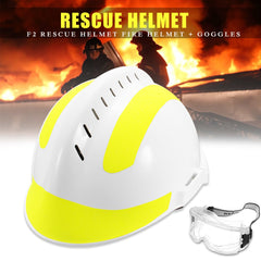 Safurance Rescue Helmet For Fire Fighter