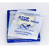 1box=30patches Natural Anti Smoking Patch