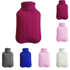 Hot Water Bottle Removable Knitted