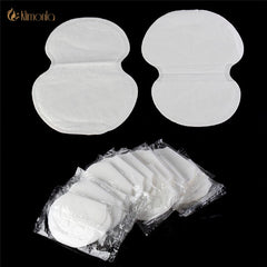 200X ( 100 Pairs ) Summer Deodorants Cotton Pads Underarm Armpit Sweat Pads
