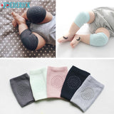 Baby Crawling Anti-Slip knee pads Kids brace support