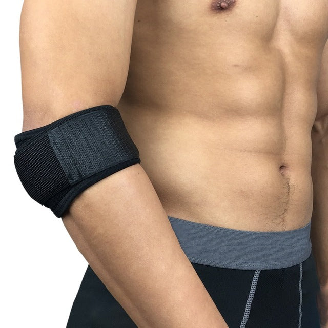 Adjustable Tennis Elbow Support Guard Pads