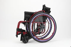 2019  the elderly disabled persons aluminum lightweight sport wheelchair