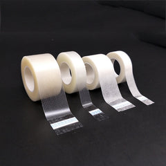 2Rolls/Lot Medical Tape Breathable Hypo-allergenic Tape