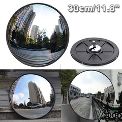 Wide Angle Security Road Mirror