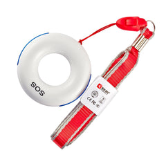 433MHz Wireless SOS Button Key Alarm Sensor Fall Detector