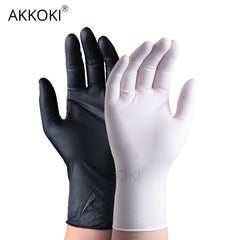 50pcs/lot Disposable Latex Gloves  Disposable Gloves Exam