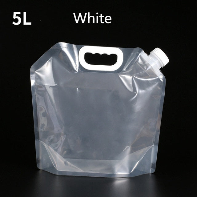 5L/10L Outdoor Collapsible Drinking Container