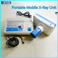 60W Digital Dental Portable Mobile X-Ray Image Unit