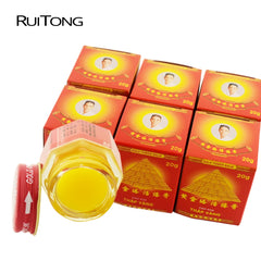 6pcs Vietnam Gold Tower Balm Active Cream Ointment