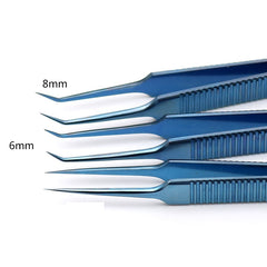 Hair transplant Titanium alloy high quality forceps