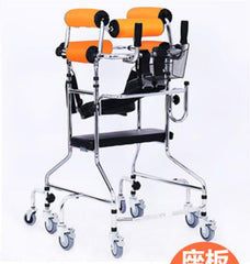 8 wheels Stable Elder helper Walking aids Rehabilitation walker