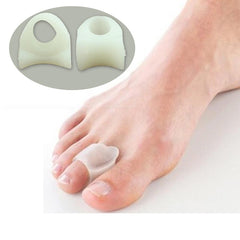 8Pcs Silicone Foot Fingers Toe Separator