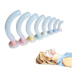 8pcs/lot Disposable  Guedel Airway Tube