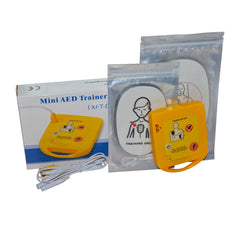 AED Trainer Mini Automatic External Defibrillator XFT