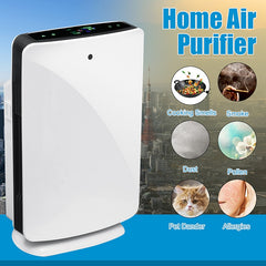 AUGIENB Large Room Air Purifier True HEPA