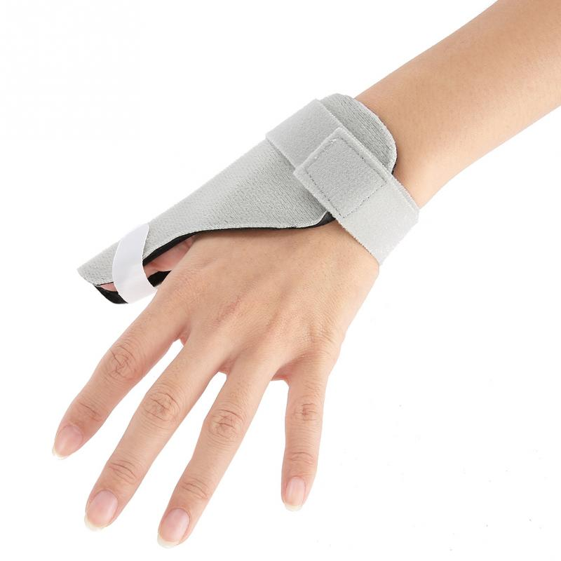 Adjustable Breathable Thumb Splint Finger Brace Stabilizer