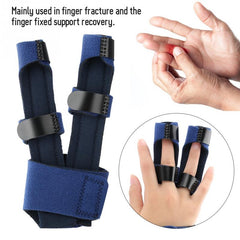 Adjustable Finger Splint Brace Stabilizer Support