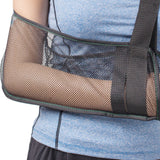 Arm Sling-Breathable Mesh immobilizer Shoulder Sling