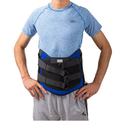 Lumbosacral orthosis Support Brace