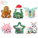 1pc Silicone Teether