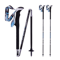 Carbon Fiber Folding Ultralight Walking Sticks