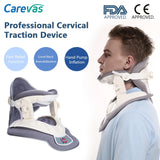 Cervical Traction Device Collar Neck Brace Support