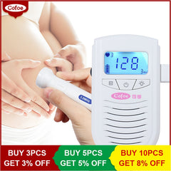 Fetal Doppler Heartbeat Portable Ultrasound