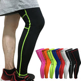Compression Sports Leg Warmers Sleeves