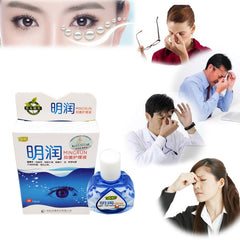 Cool Eye Drops Cleanning Eyes Relieves