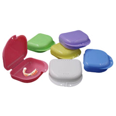 Denture Care Denture Bath Box Case