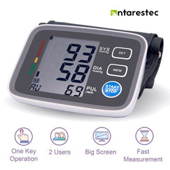 Digital Upper Arm Blood Pressure Monitor sphygmomanometer