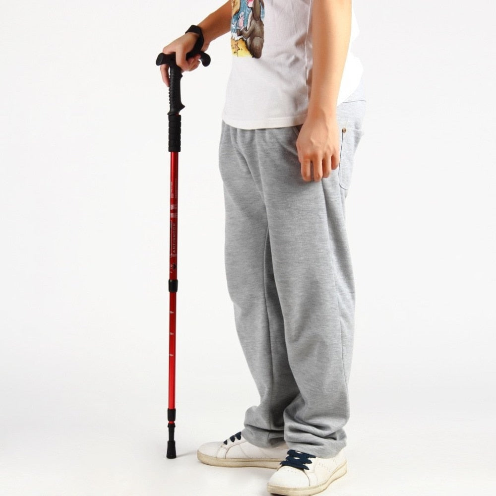 Durable Adjustable AntiShock Crutches