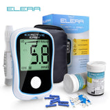 Blood Glucose Meter Medical Device for Measuring Blood Sugar