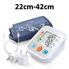 Digital Blood Pressure Monitor Automatic Sphygmomanometer