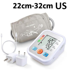 Upper Arm Blood Pressure Meter sphygmomanometer