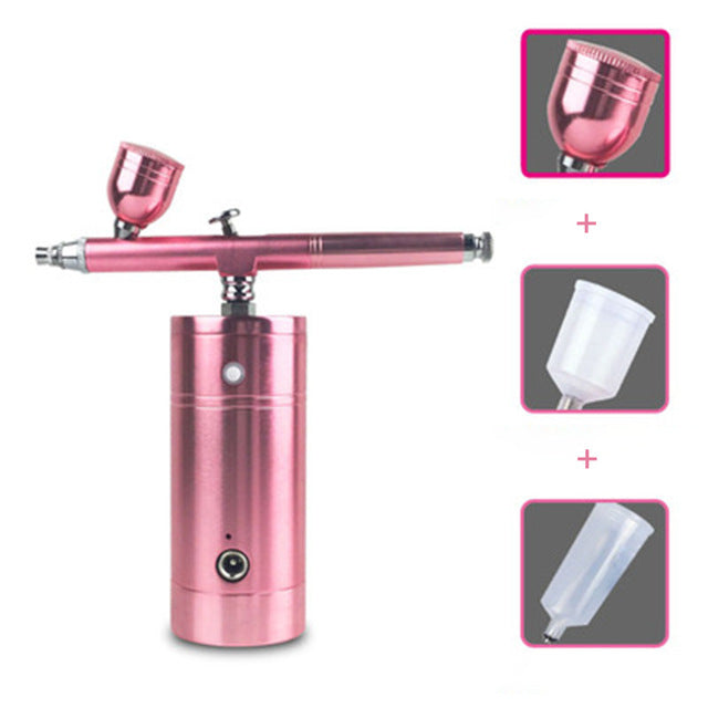 Facial Oxygen Water Injection Machine Nano-hydrating Beauty