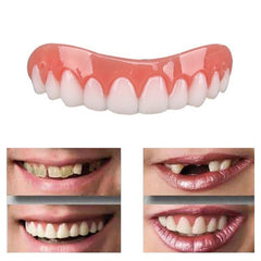 Cosmetic Teeth Snap On Secure Smile
