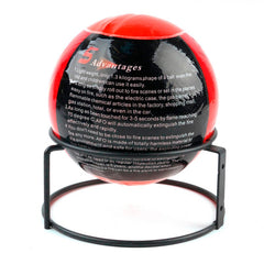 Dry Powder Fire Extinguishing Ball
