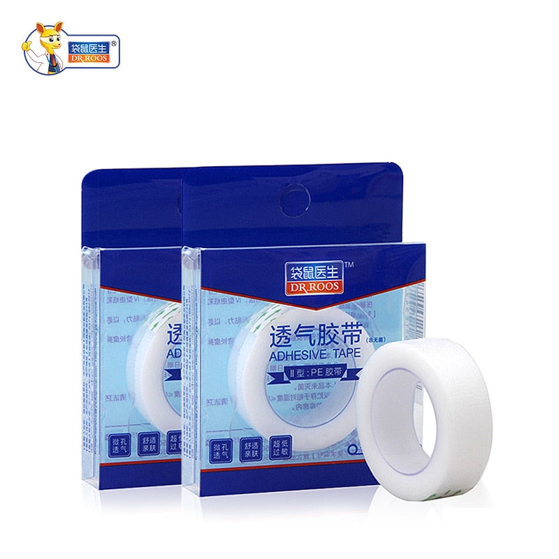 12.5mmx5000mm 2 boxes medical surgical tape breathable adhesive plaster