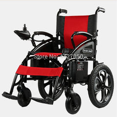 Electric wheelchair for disable and elder