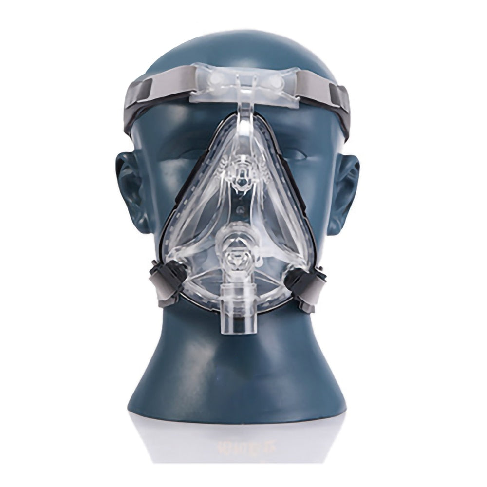 Full Face Mask CPAP Auto CPAP BiPAP Mask With Free Headgear