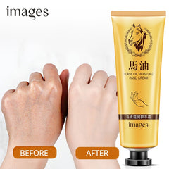 Horse Oil Repair Hand Cream rejuvenating soft hand