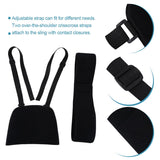 Adjustable Medical Arm Shoulder Sling Elbow Support Immobilizer
