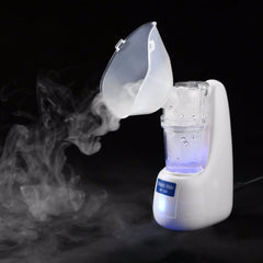 Portable inhaler asthma nebulizer
