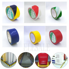High Quality 1 Roll 48mm*18m Waterproof PVC Warning Tape