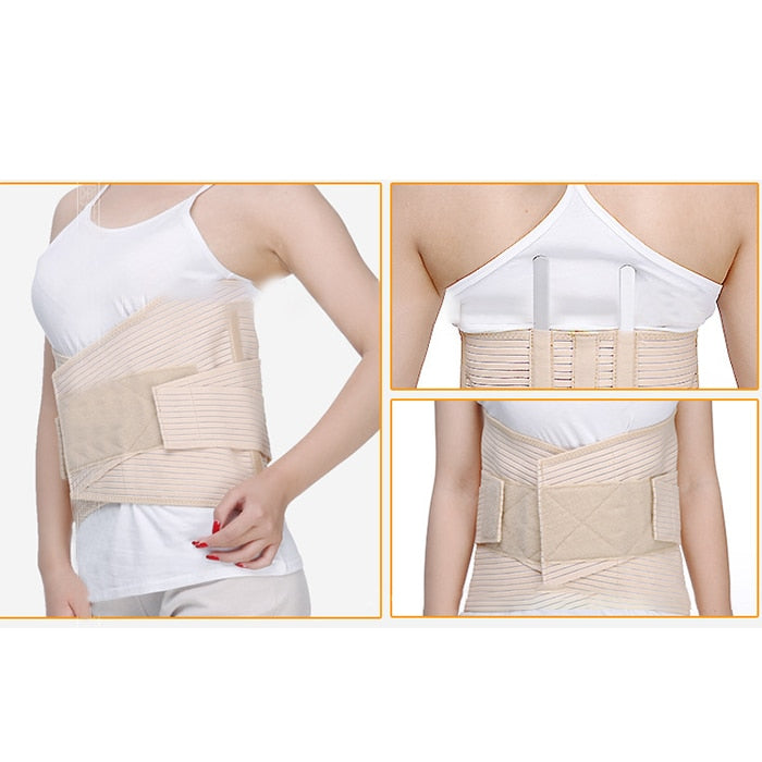 High Quality Medical Grade Lumbosacral Back Support